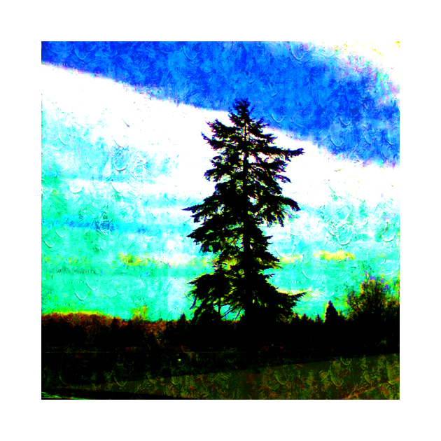 PNW Cascadia Springtime Scenery