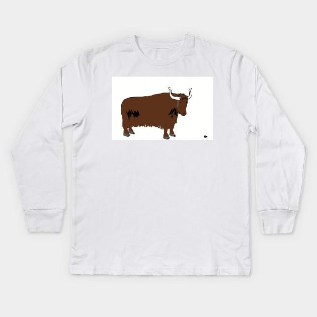 Yak New T-Shirt