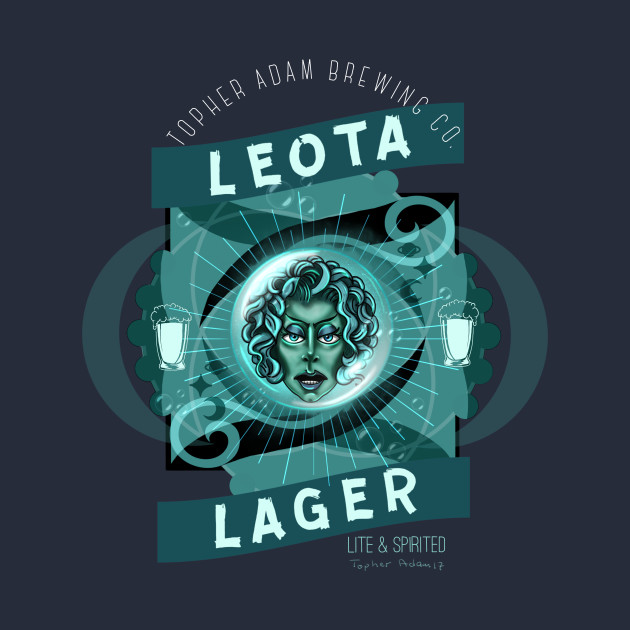 Leota Lager by Topher Adam 2017