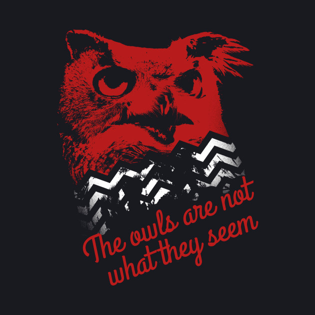 Twin Peaks The Owls Are Not What They Seem