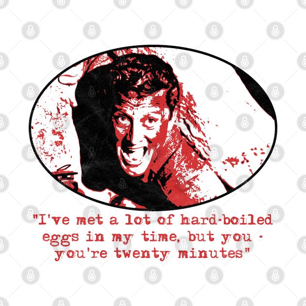 Kirk Douglas / Ace In The Hole / Film Noir / Hard Boiled / Light BG