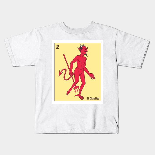 El Diablito Kids T-shirt