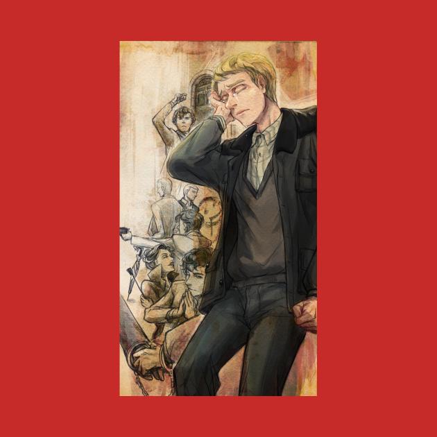 BBC Sherlock-John