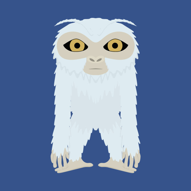 Dougal the Demiguise!  Fantastic Beasts and Where to Find Them