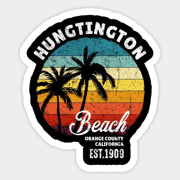 Huntington Beach Spring Summer Gift Idea For Surf Lovers