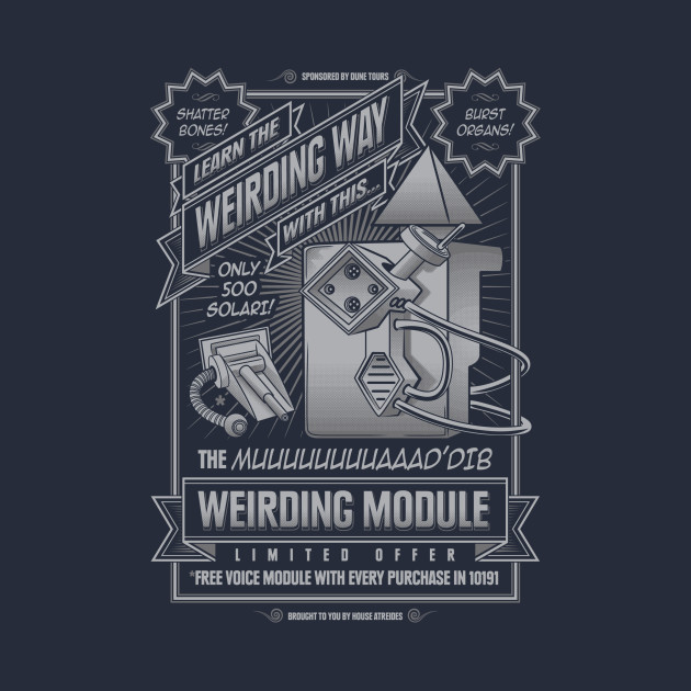 Weirding Module T-Shirt