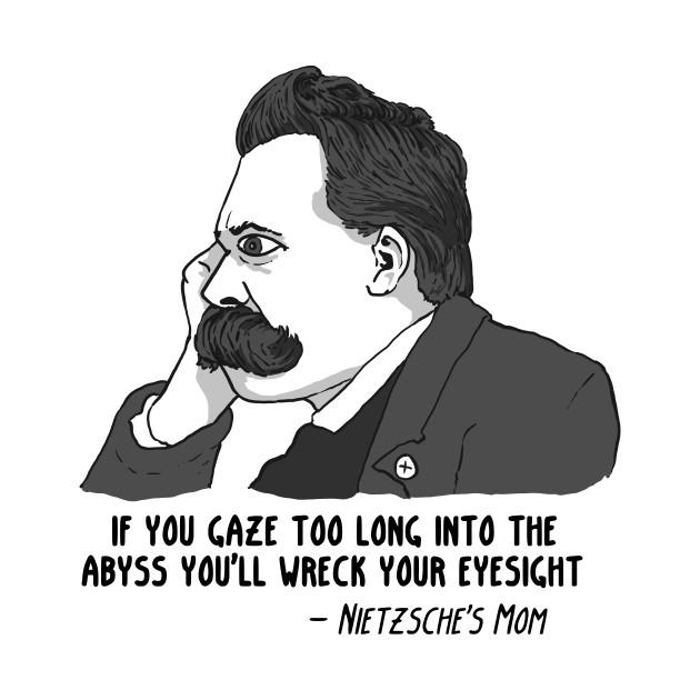Nietzsche's Mom
