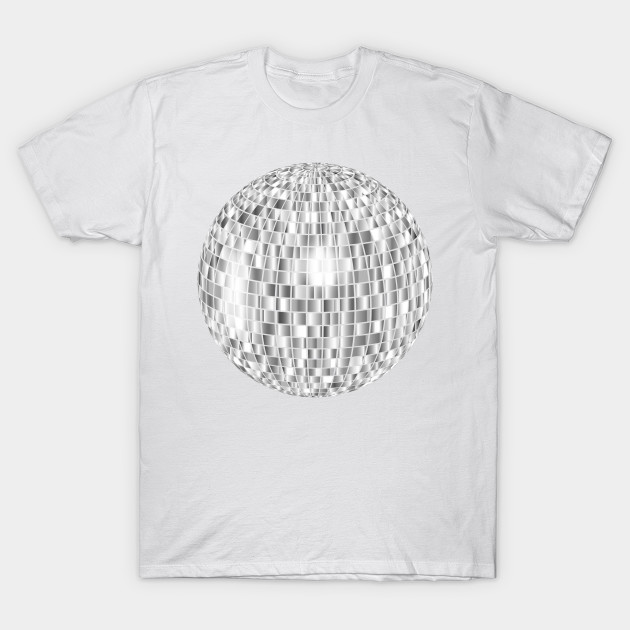Limited Edition Exclusive Glimmering Disco Ball No Background