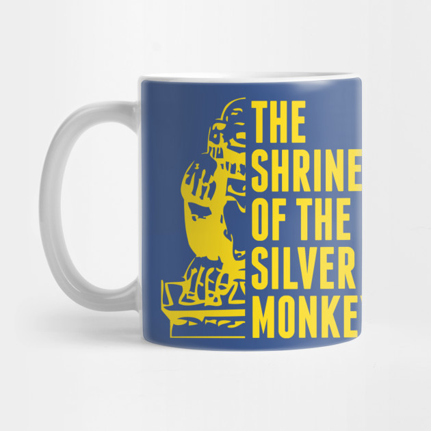 The Shrine of the Silver Monkey