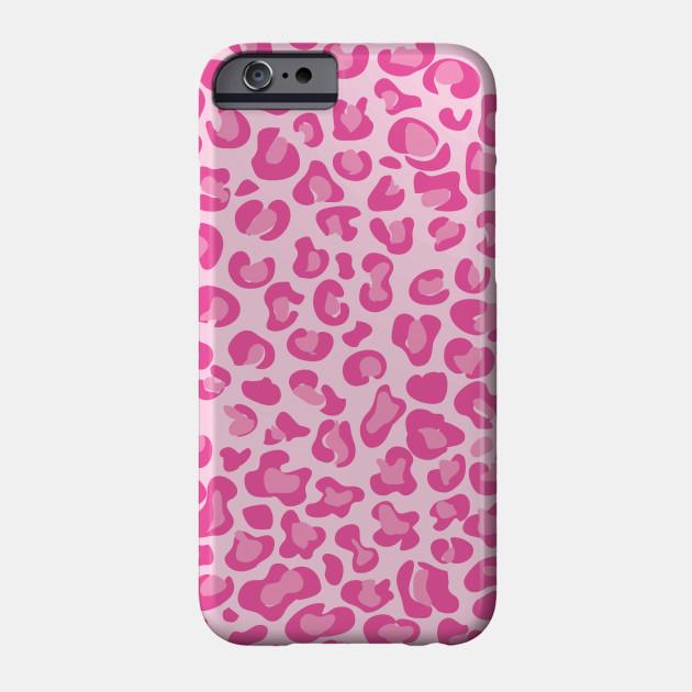 Pink Cheetah Phone Case
