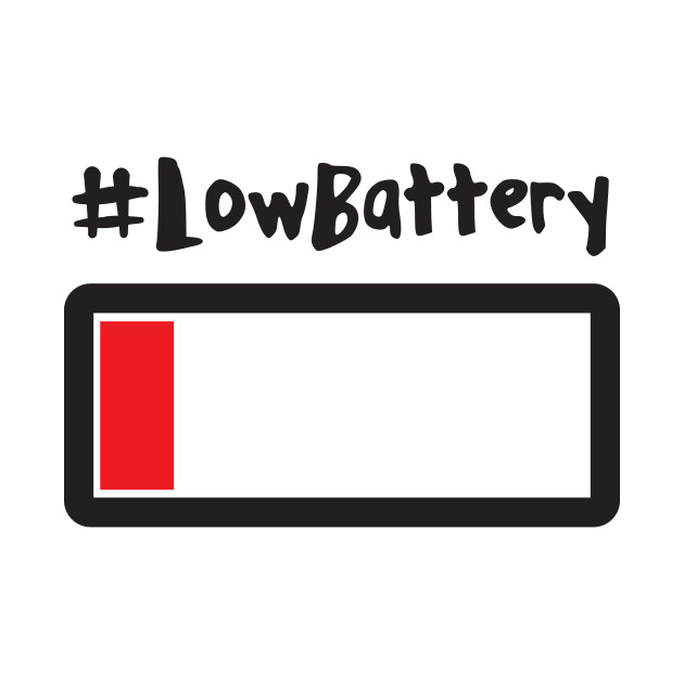 Image result for low battery
