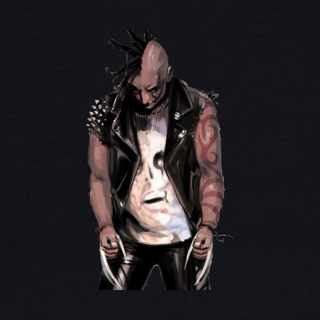 Daken son of wolverine