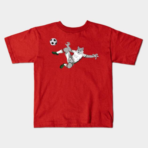 Whitegreenred Futbolsoccer Mexico Kids T Shirt Teepublic
