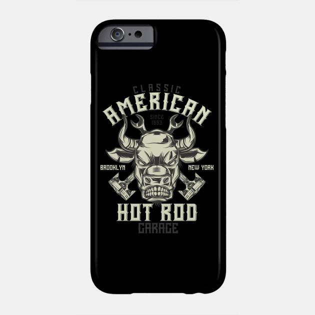 LEGENDARY AMERICAN HOT ROD RETRO VINTAGE T SHIRT TEE SWEATER HOODIE GIFT PRESENT BIRTHDAY CHRISTMAS Phone Case