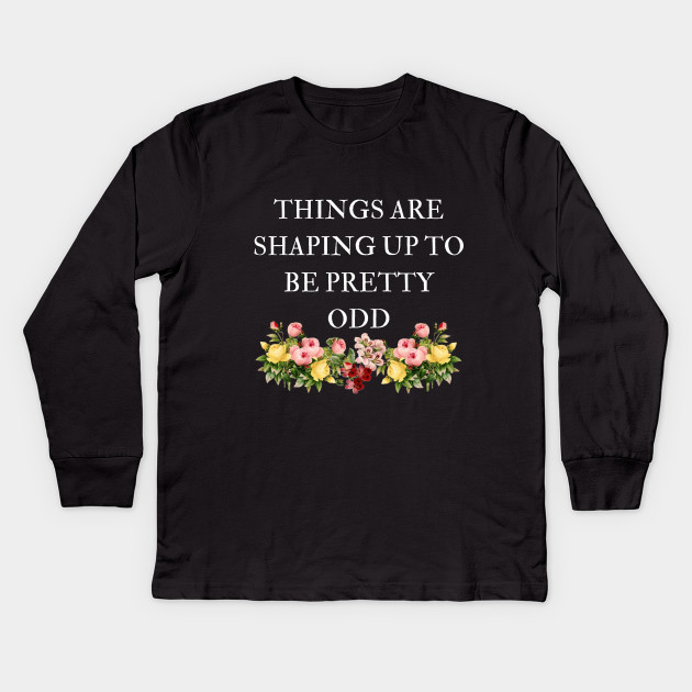 45194e6d5 Panic At The Disco's Second Album Is Indeed Pretty Odd Kids Long Sleeve  T-Shirt