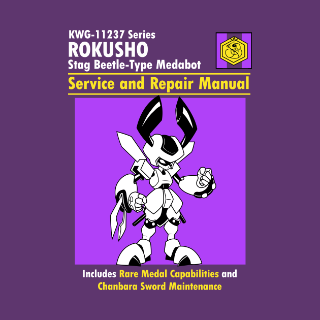 Rokusho Manual