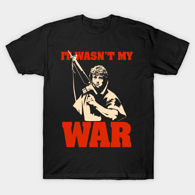 It Wasn't My War (Rambo)
