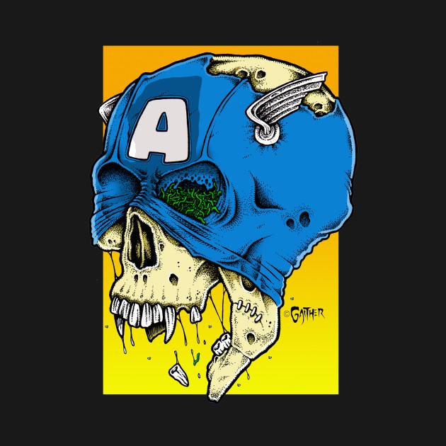 Undead Captain America