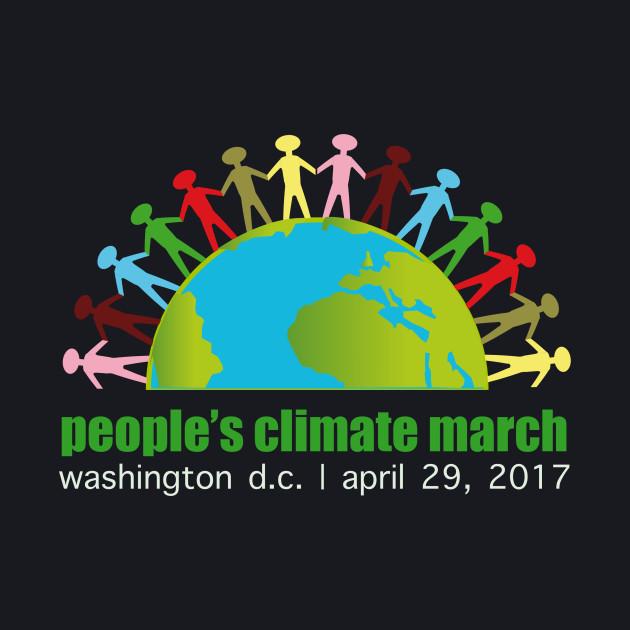 People's Climate March, Washington D.C., April 29, 2017