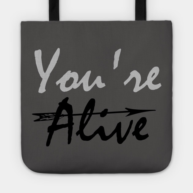 Gary Vee Quote - You\'re Alive Take Advantage of It