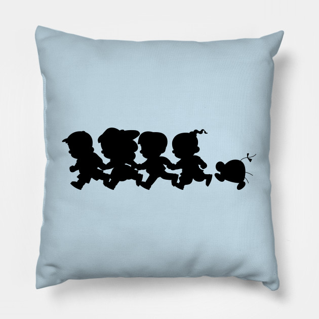 Earthbound Crossing - Silhouette for Light Shirts