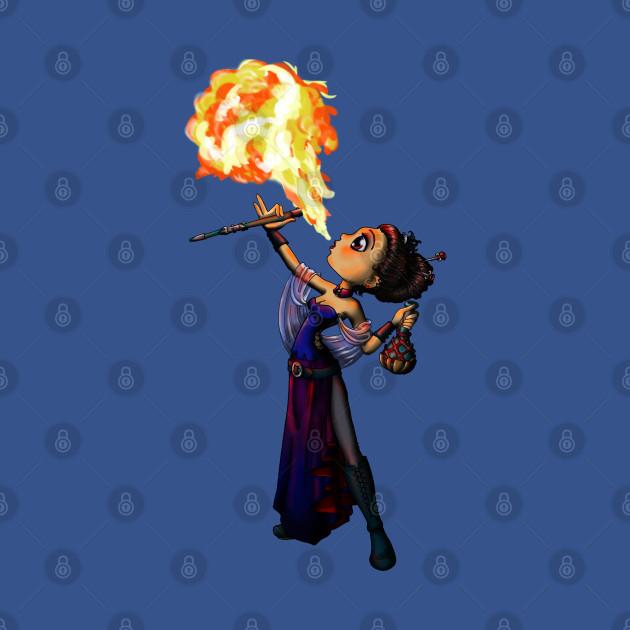 Fire Eater