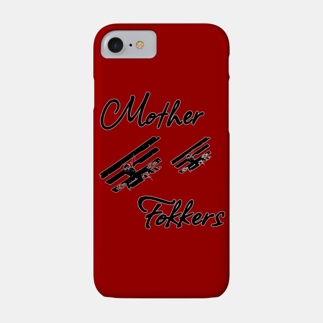 Mother Fokkers [Black Print]