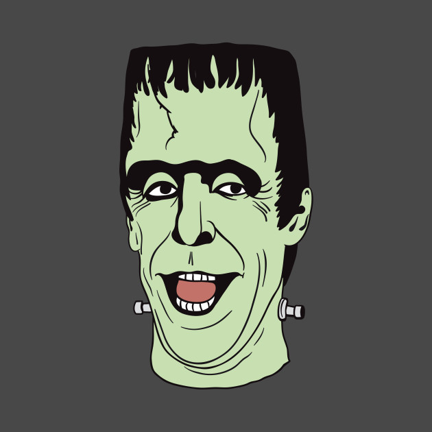 Happy Munster T-Shirt