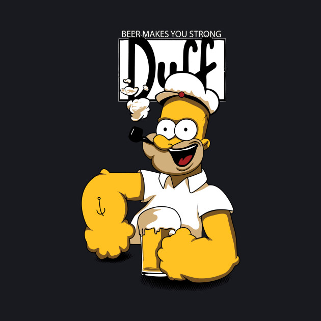 Homer-Popeye