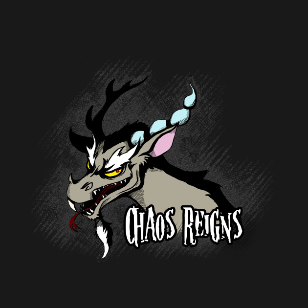 My Little Pony - Discord - Chaos Reigns