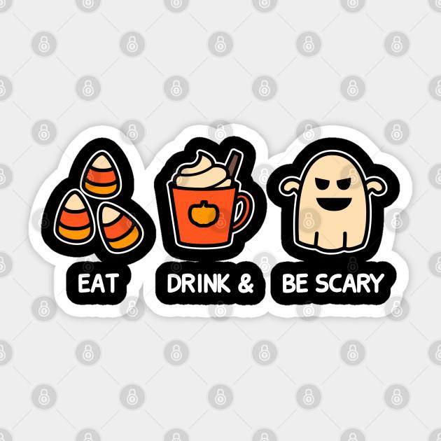 Trick or Treat Sticko Halloween Stickers