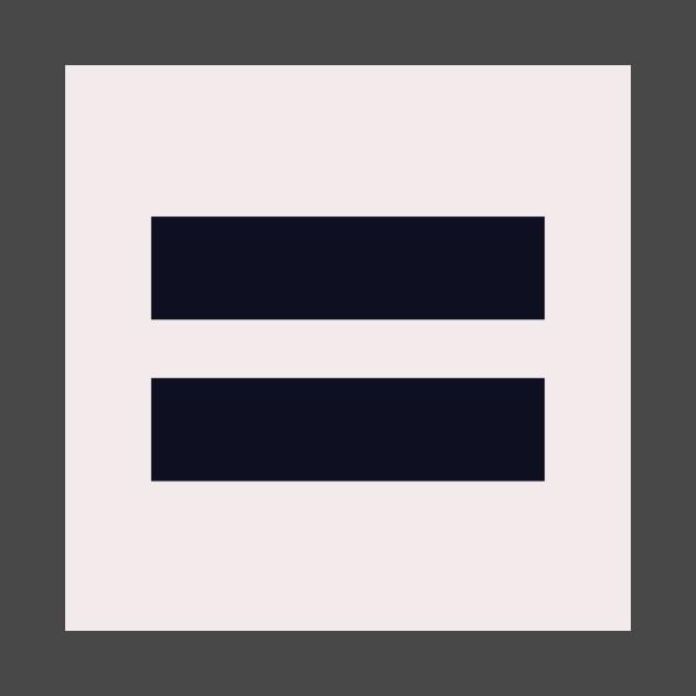 Grey Equality T-shirt