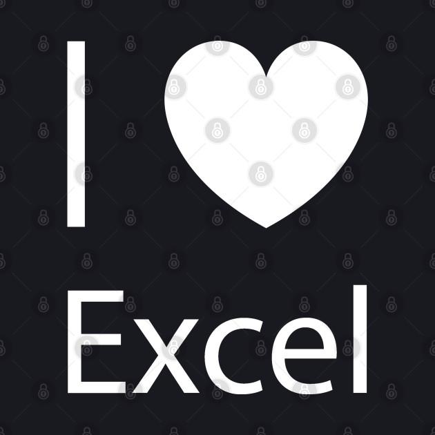 I Love Excel