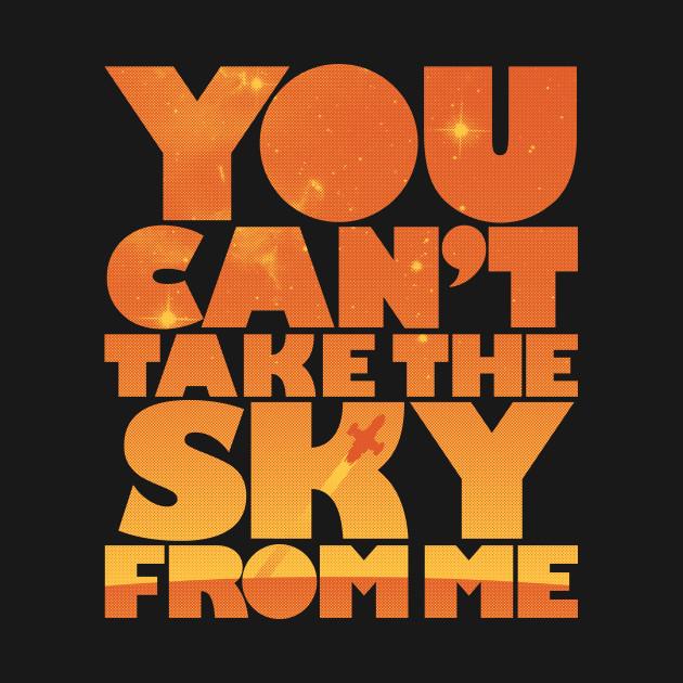 Sky - Orange