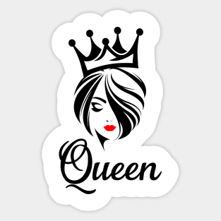 King And Queen Quotes Stickers Teepublic