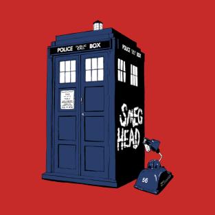 Bad SMEG HEAD t-shirts