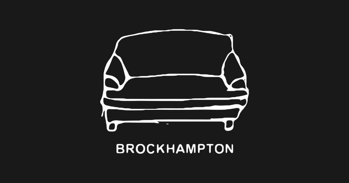 Brockhampton Couch Brockhampton T Shirt Teepublic