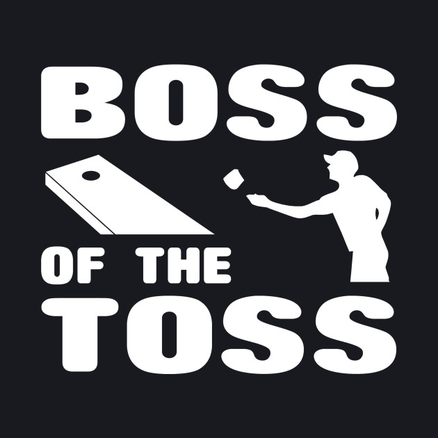 Cornhole - Boss of the Toss