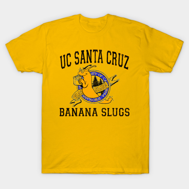 UC Santa Cruz Banana Slugs T-Shirt-TOZ