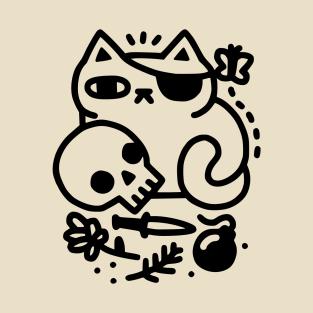 Badass Cat t-shirts
