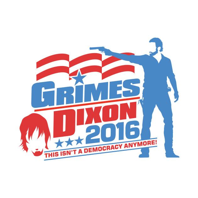Grimes Dixon 2016 Campaign Tee