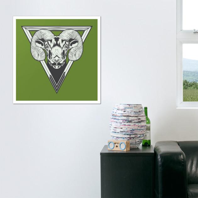 Sheep - Sheep - Wall Art   TeePublic