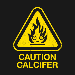 Caution: Calcifer