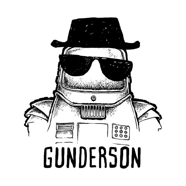 Walter (the wobot) Gunderson