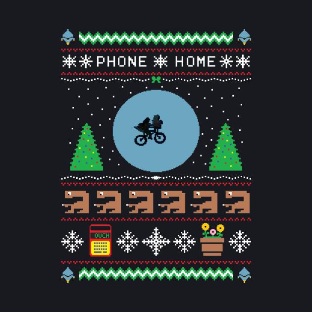 This Christmas, Phone Home