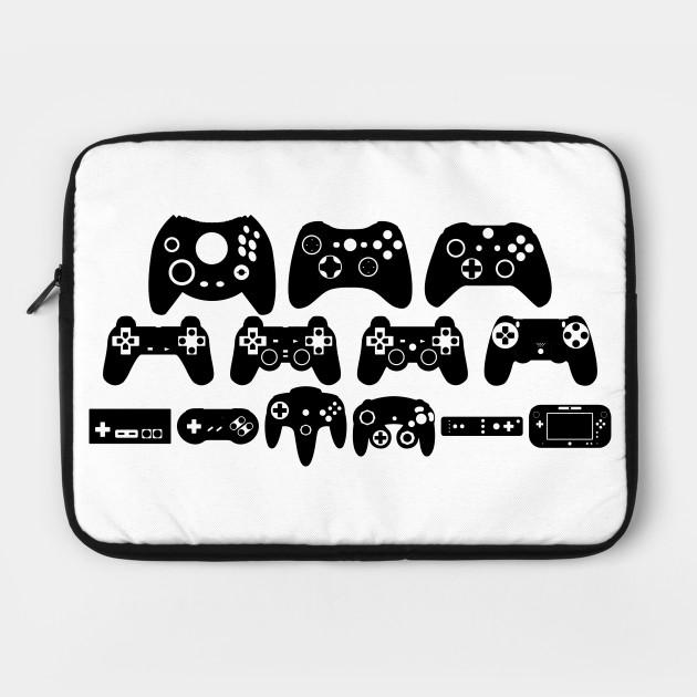 Gamepad Evolution (Black)