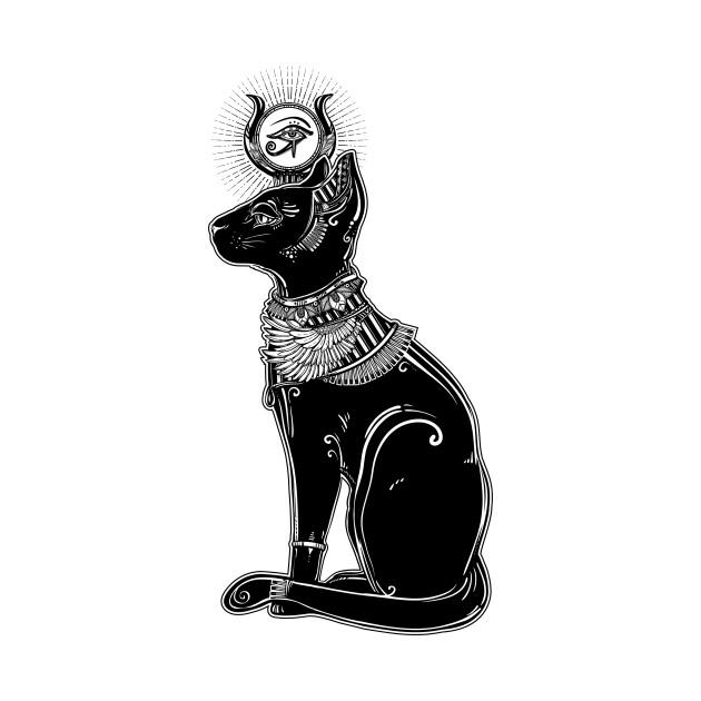 Bastet (the cat goddess)