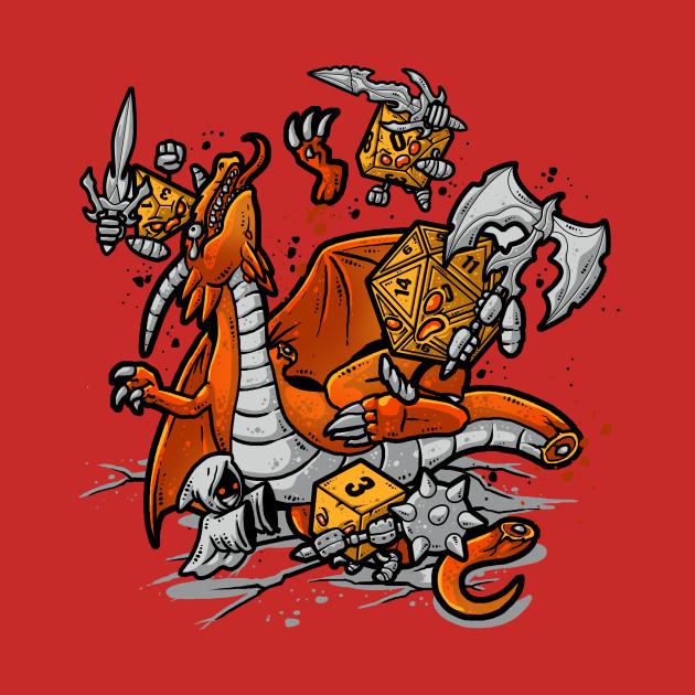 Rpg United – Epic Battle T-Shirt
