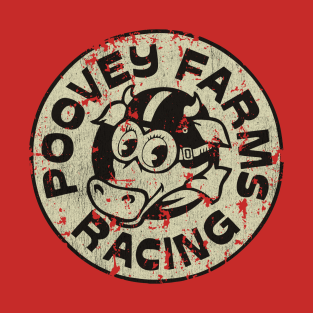 Poovey Farms Racing Vintage t-shirts