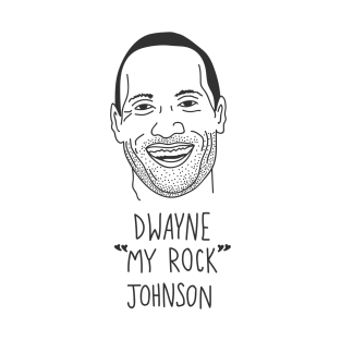 "Dwayne ""My Rock"" Johnson"